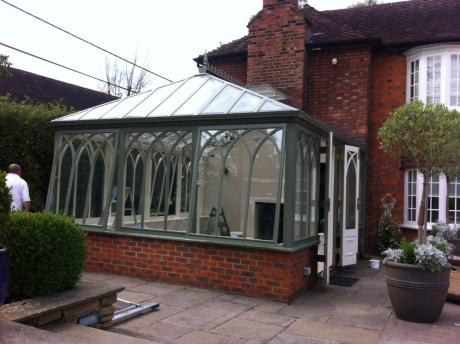 Painted Conservatory
