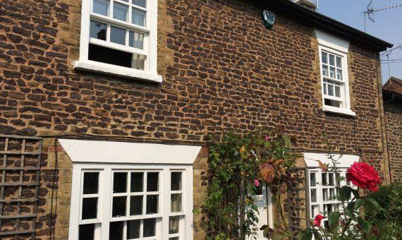 Painted Sash Windows