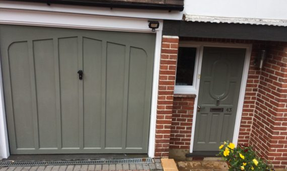 Door & Garage Painting